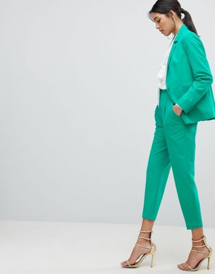 ASOS Mix & Match Highwaist Cigarette Trousers