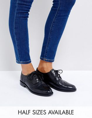 ASOS MOJITO Leather Brogues