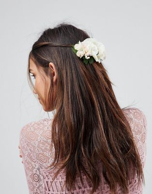 ASOS Occasion Floral Bloom Hair Clip