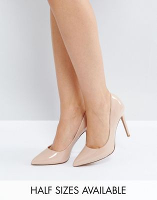 ASOS PARIS Pointed High Heels