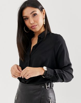 ASOS PETITE – Weiches Hemd
