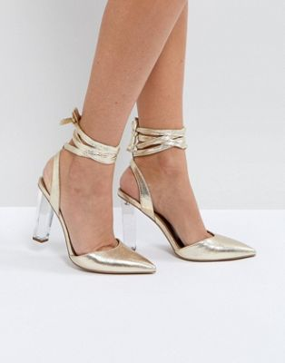 ASOS PIANO High Heels
