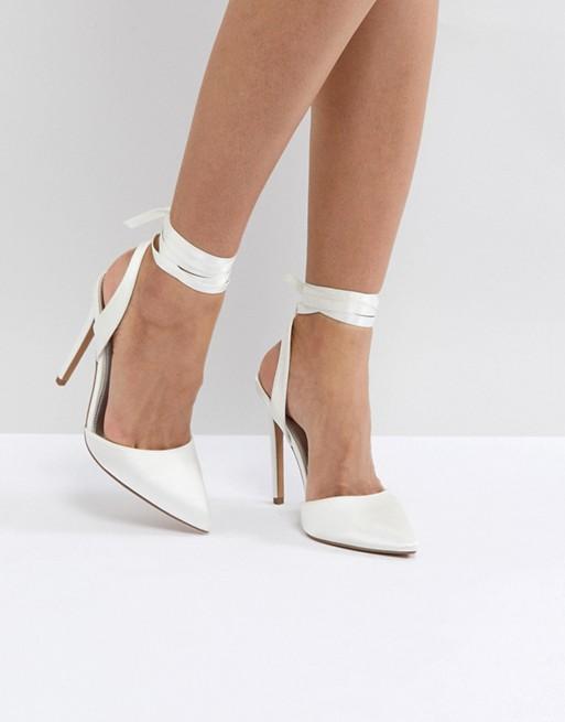 seleziona per il più recente caratteristiche eccezionali sito autorizzato ASOS - PIED PIPER - Scarpe da sposa con tacco alto