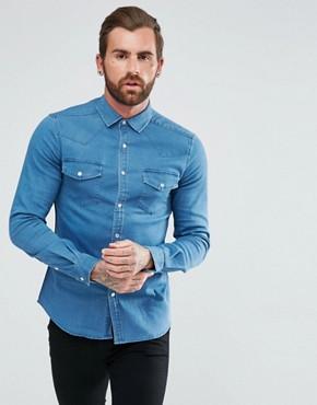 Men's Shirts | Long Sleeve & Going Out Shirts For Men | ASOS