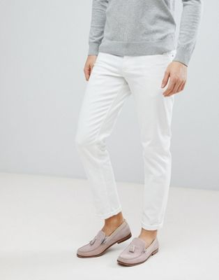 ASOS Slim Jeans In White