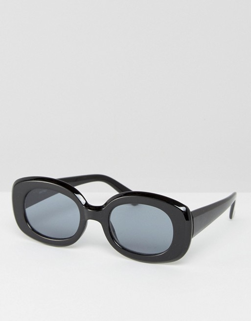 ASOS Square 90s Sunglasses