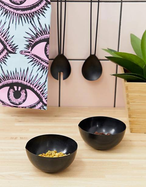 ASOS SUPPLY 2 pack minimal pouring bowls