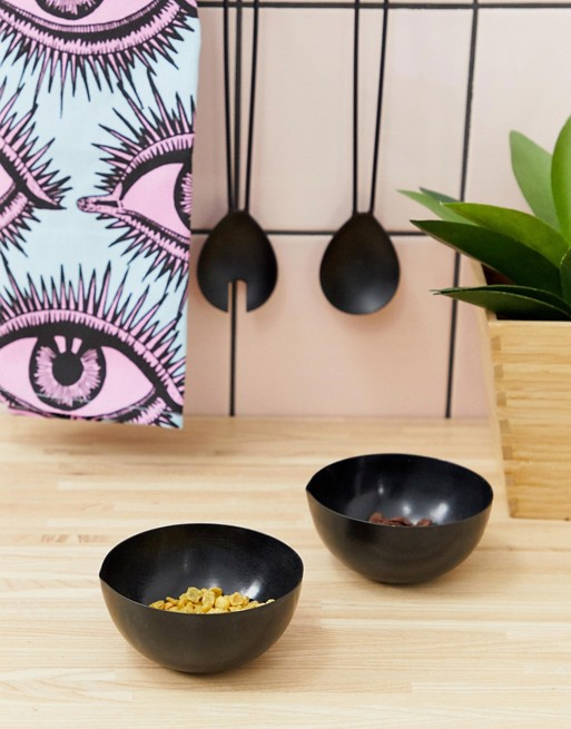 ASOS SUPPLY – 2er-Set Schälchen mit minimalistischem Design