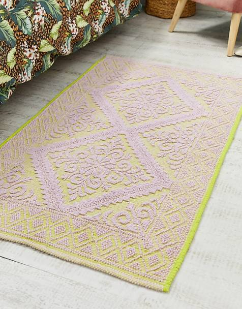 ASOS SUPPLY knotted rug