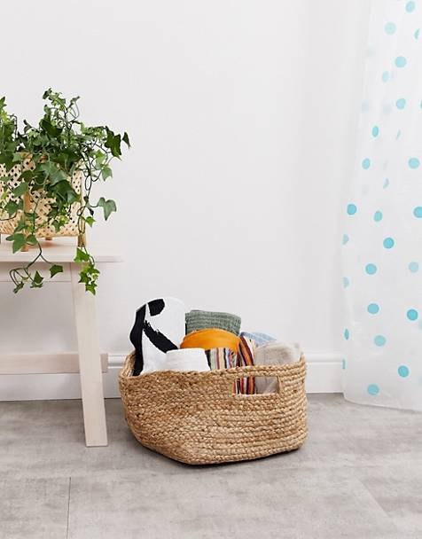 ASOS SUPPLY slouchy storage basket
