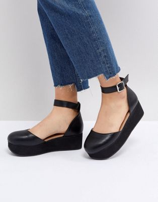 ASOS TABBI Flatform Shoes