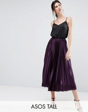 Pleated Skirts | Women's maxi skirts, jersey skirts and mini ...