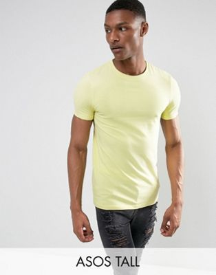 ASOS TALL - T-shirt attillata