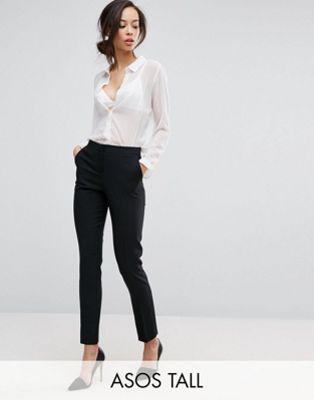 ASOS TALL - Ultimate - Pantaloni alla caviglia