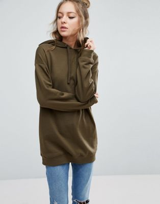 ASOS Ultimate Oversized Pullover Hoodie