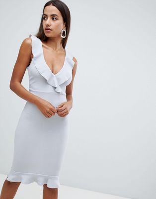 AX Paris pephem pencil dress