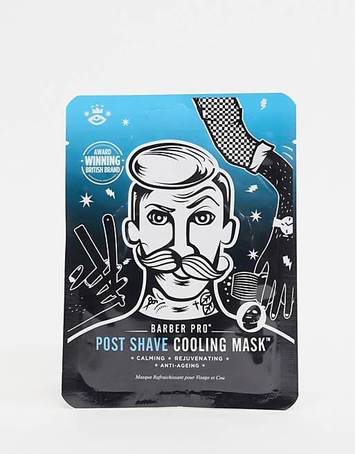 Barber Pro - Verkoelend masker voor na het scheren