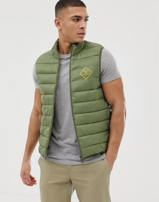 Barbour - Beacon Harter - Doudoune sans manches - Vert