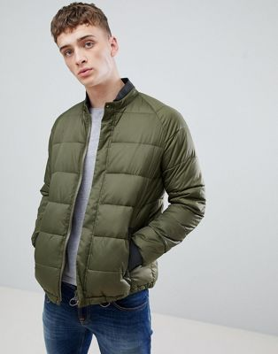 Barbour Hectare Quilted Jacket in Olive