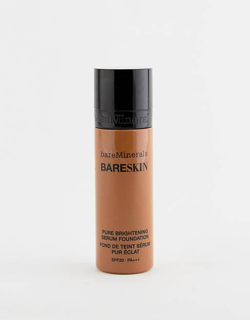 bareMinerals – bareSkin Pure – Aufhellende Serum-Grundierung