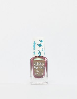 Barry M Calling All Mermaids Under The Sea Nail Paint - Pacific Flame