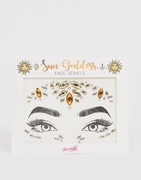 Barry M Cosmetics Face Jewels - Sun Goddess