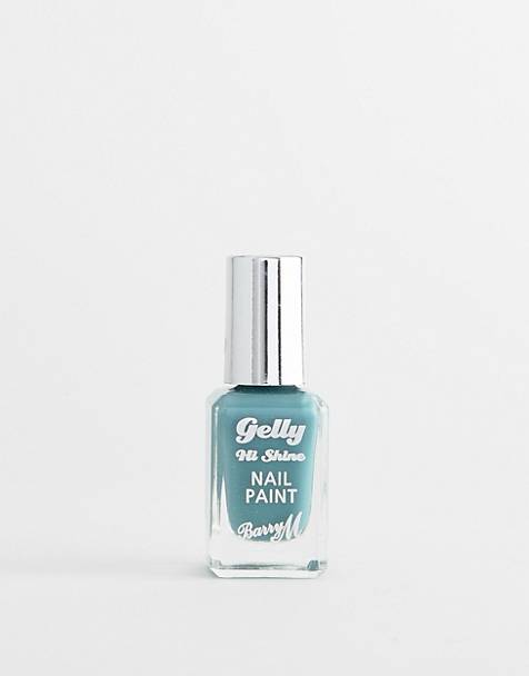 Barry M Hi - Shine Gel Effect Nail Polish - Spearmint