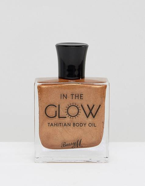 Barry M In The Glow Tahitian Body Oil