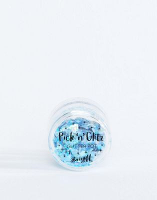 Barry M Limited Edition Pick 'n' Glitz Glitter Pots - Slay