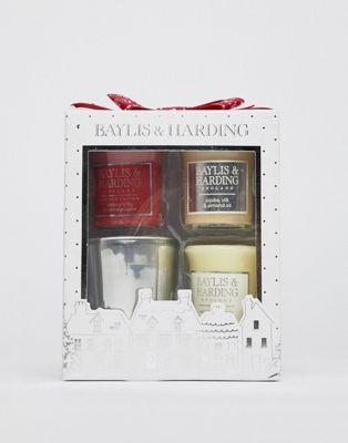 Baylis & Harding - Home fragrance - Klassieke cadeau-set