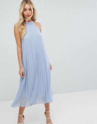BCBGeneration Halterneck Cocktail Dress