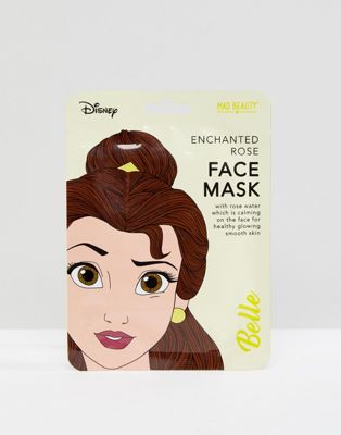 Belle Calming Rose Sheet Face Mask