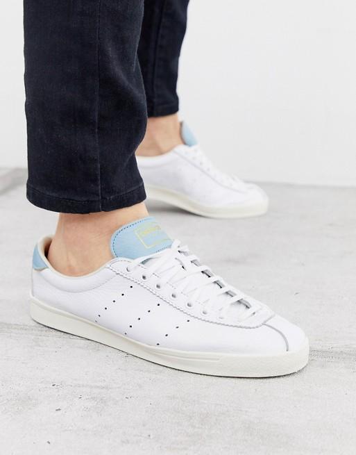 Изображение 1 из Белые кожаные кроссовки adidas Originals Lacombe