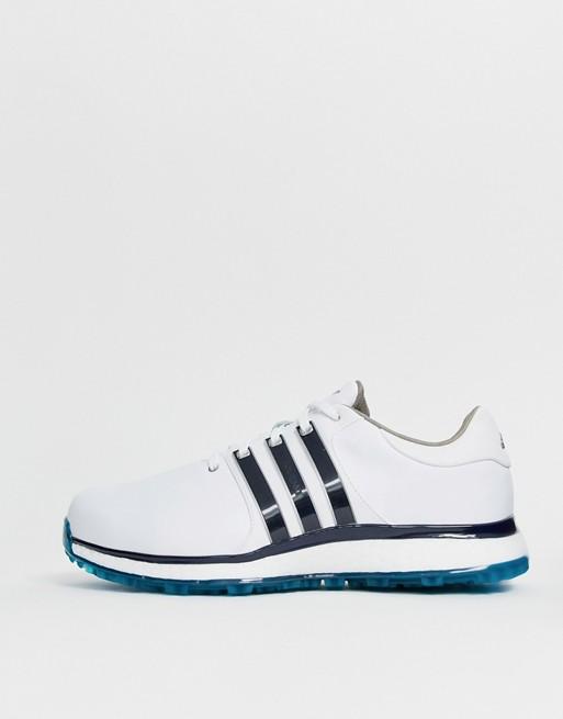 Белые кроссовки adidas Golf T360 XT