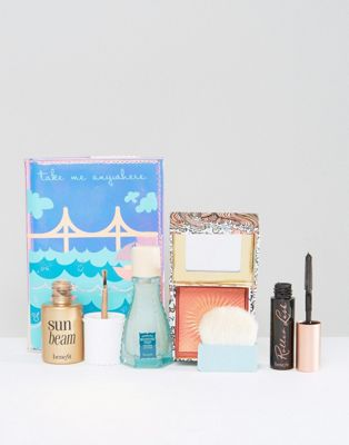 Benefit ASOS Exclusive Get-Glowing Set SAVE 20%