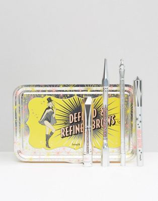 Benefit Defined & Refined Brows Set
