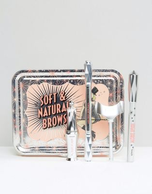 Benefit Soft & Natural Brows Set