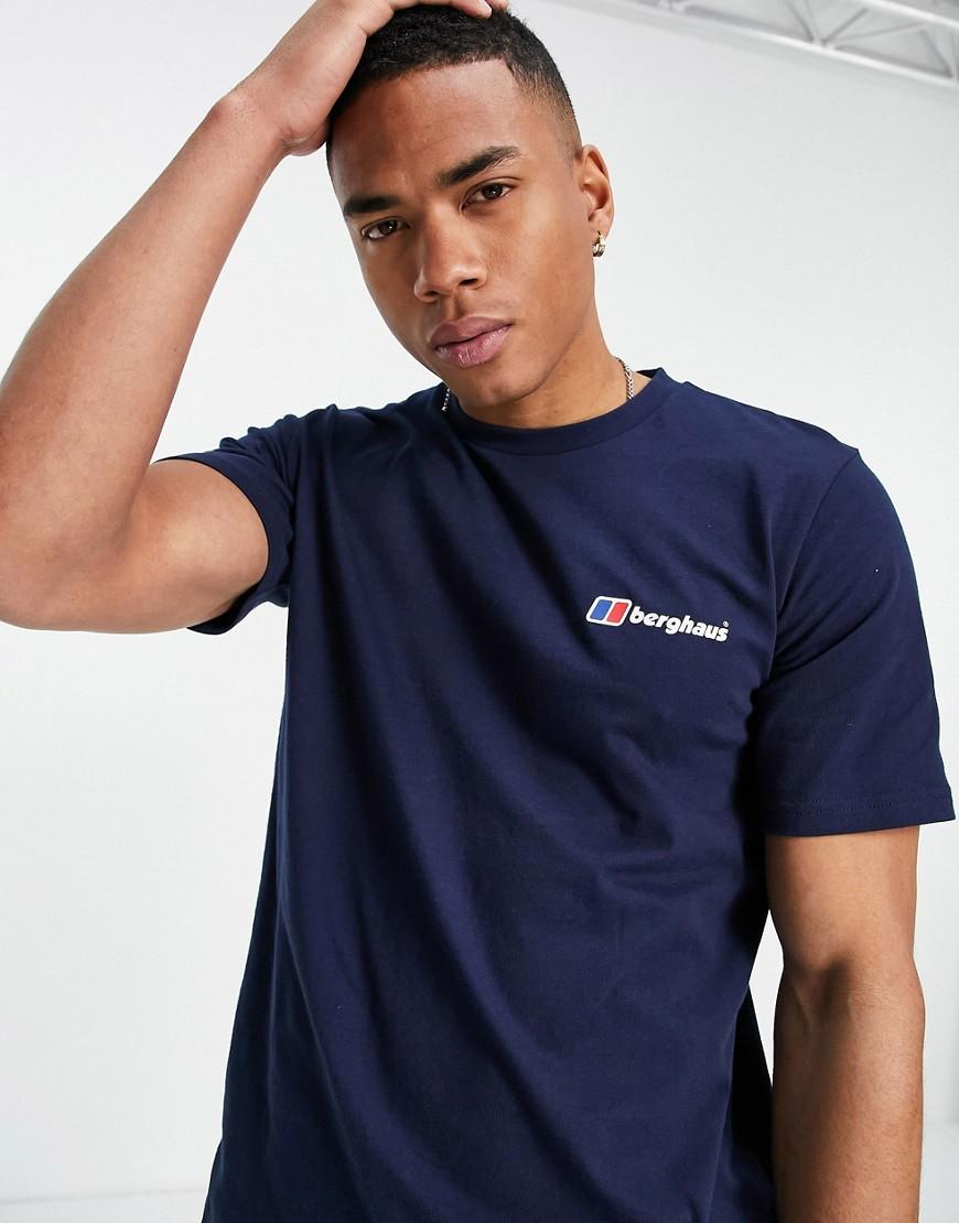 Classic Logo t-shirt in navy