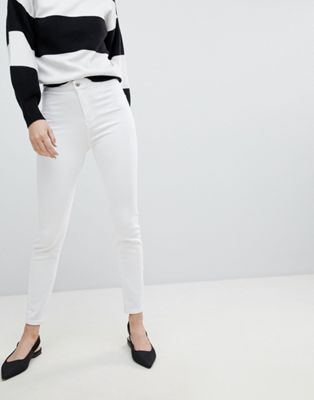 Bershka Skinny High Waist Jeggings