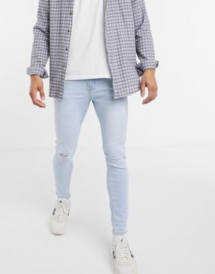 Bershka loose fit jeans in black - ASOS Price Checker