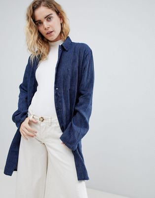 Bethnals Graham Stripe Duster Jacket