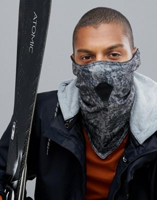 Billabong Expedition – Graue Gesichtsmaske