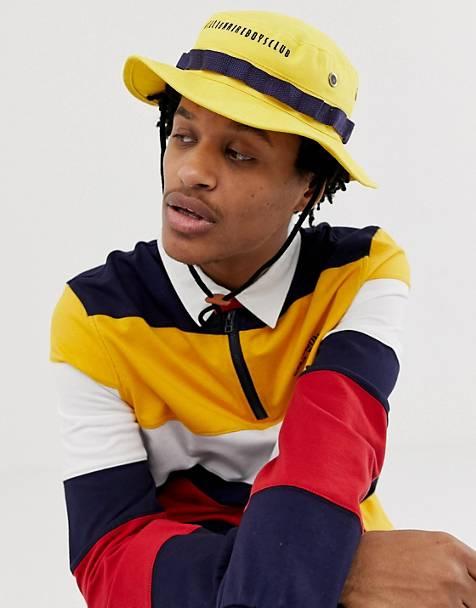 Billionaire Boys Club Boonie bucket hat in yellow 10c815fba372