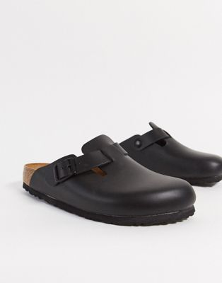 Birkenstock – Boston – Clogs in Schwarz