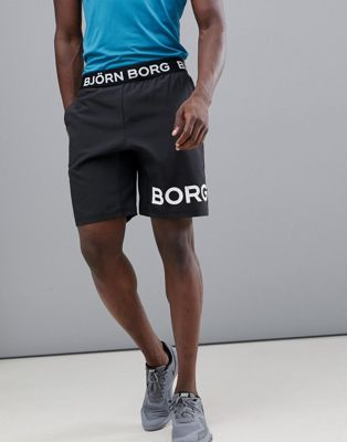 Bjorn Borg – performance shorts med logga