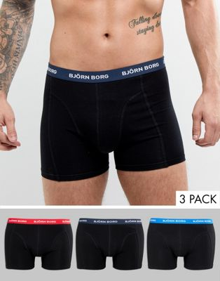 Bjorn Borg – Trunks i 3-pack