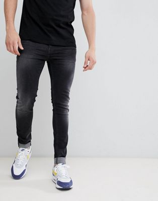 Blend Lunar Super Skinny Jean Black Wash