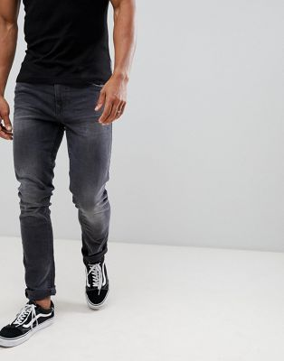 Blend slim fit jeans grey