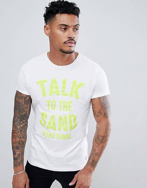 Blend – Talk to the sand – T-shirt