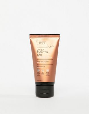 BOD PETITE Bake Daily Tighten Tan Med - Dark Travel Size